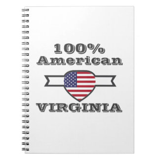 100% American, Virginia Notebooks