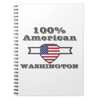 100% American, Washington Notebooks
