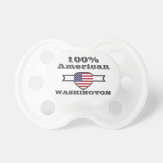 100% American, Washington Pacifier