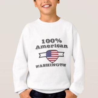 100% American, Washington Sweatshirt