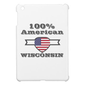 100% American, Wisconsin Cover For The iPad Mini