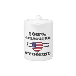 100% American, Wyoming