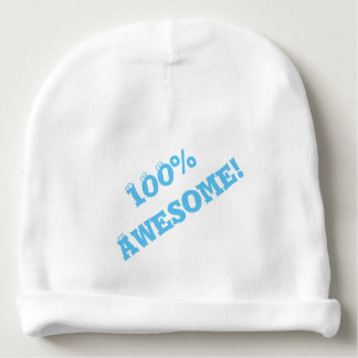 100% awesome! baby beanie