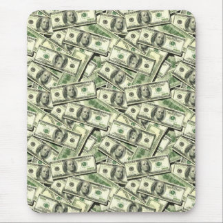 $100 Bills Money Mousepad