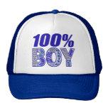 100% Boy Hat