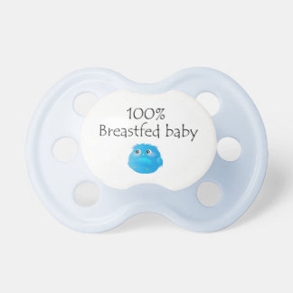 100% Breastfed Baby Pacifier