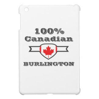 100% Burlington Case For The iPad Mini