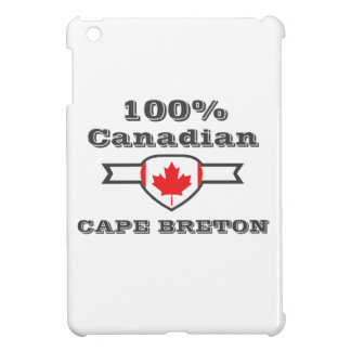100% Cape Breton iPad Mini Cover