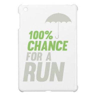 100% Chance of Run Case For The iPad Mini