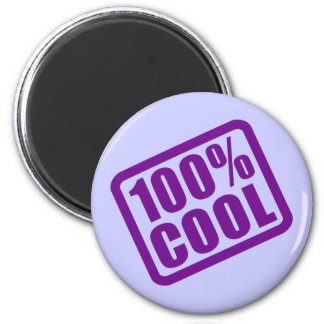 100% Cool Magnet