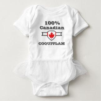 100% Coquitlam Baby Bodysuit