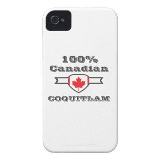 100% Coquitlam iPhone 4 Case-Mate Case