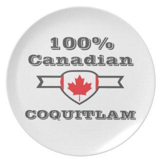 100% Coquitlam Plate