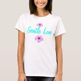 100% cotton Gentle- Love womens t-shirt.... T-Shirt