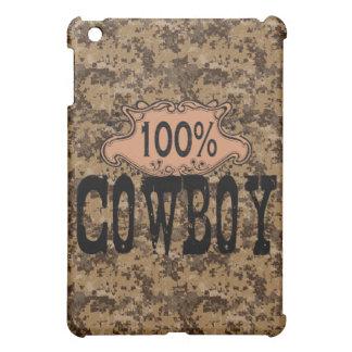 100% Cowboy Camo iPad Mini Case