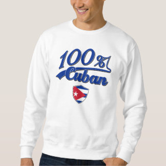100% Cuban Sweatshirt