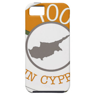 100% Cypriot! iPhone 5 Cover