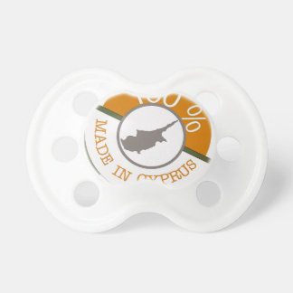 100% Cypriot! Pacifier
