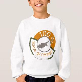 100% Cypriot! Sweatshirt
