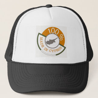 100% Cypriot! Trucker Hat