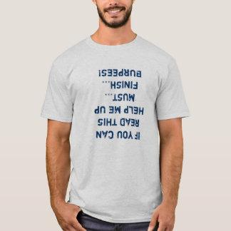 100 day burpee ladder T-Shirt