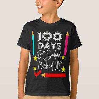 100 Days Of School Fun Celebration T-Shirt
