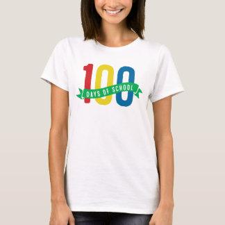 100 days of school teacher shirt