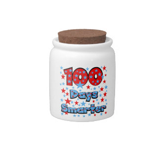 100 Days Smarter Candy Dishes