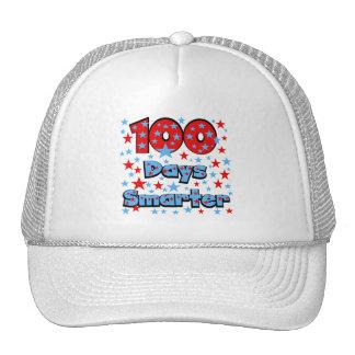 100 Days Smarter Trucker Hat