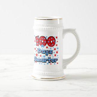 100 Days Smarter Coffee Mugs