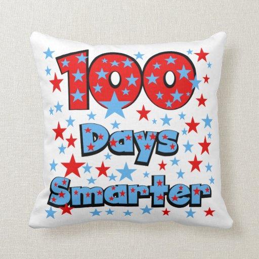 100 Days Smarter Pillow