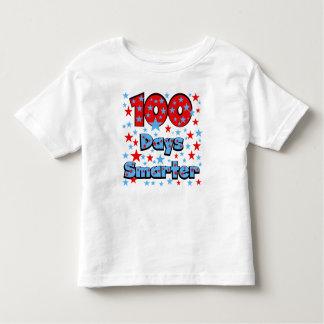 100 Days Smarter Toddler T-shirt