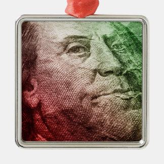 100 Dollar Bill (2) Ornament
