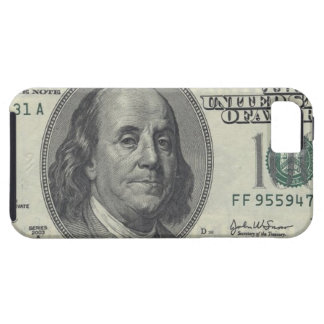 100 Dollar Bill iPhone 5 Case