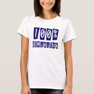 100% Dominican T-Shirt