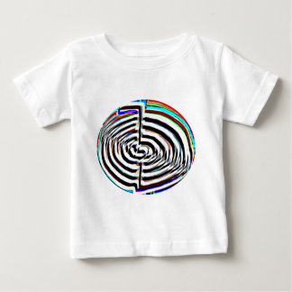 100 Flower Chakra n Chokuray Prints Baby T-Shirt