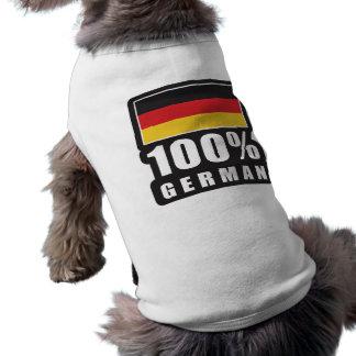 100% German Shirt