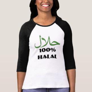 100% HALAL T-Shirt