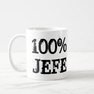 100% HEAD COFFEE MUG