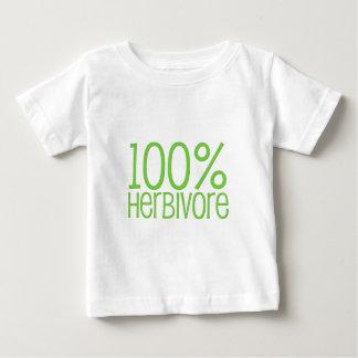 100% Herbivore Baby T-Shirt