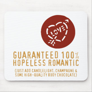 100 Hopeless Romantic Ver 2 Mouse Pads