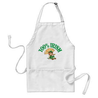 100% Irish Standard Apron
