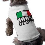 100% Italian Doggie Shirt