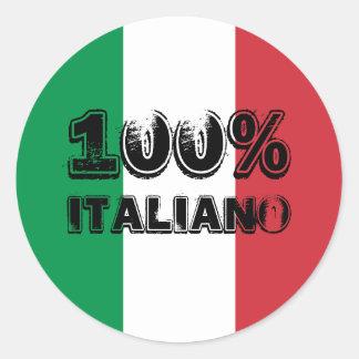 100 Italiano Sticker