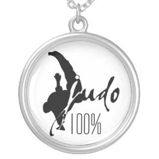 100% Judo Necklace
