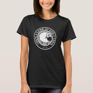 100% Lamb of God T-Shirt