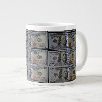$100 LARGE COFFEE MUG