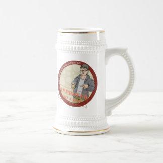 100% Oli-Approved Beer Stein Coffee Mug