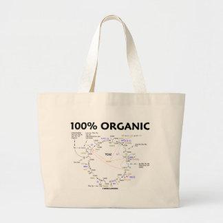100 organique cycle d acide citrique - cycle de sac en toile