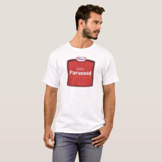 100% Paranoid T-Shirt